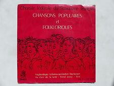 Chorale d enfants Scoutisme Chansons populaires et folkloriques LDE 1069