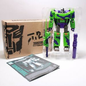 Transformers Generations Selects G2 Megatron - Voyager WFC-GS14 100% Complete
