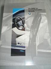 Bmw série 5 touring executive brochure 1994 texte allemand