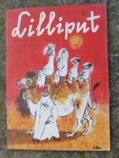 """Robert Doisneau 'Conjunto de fotos de los amantes en """"Lilliput"""" revista 1950 de julio."""