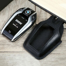 Leather Smart Key FOB Case Cover For BMW 20162017 2018 7 Series G11 G12 Display