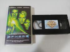 KUGEL DUSTIN HOFFMAN SHARON STONE SAMUEL L JACKSON VHS TAPE SPANISCH