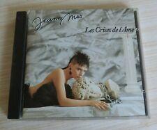 CD ALBUM LES CRISES DE L'AME JEANNE MAS 12 TITRES 2008