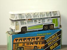 Double Decker Bus - Maxwell India in Box *31131