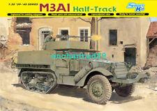 Dragon 6332 1/35 M3a1 Half Track W/ Voyager Etch Set Pe35332
