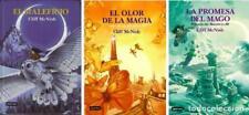 Trilogia El maleficio - Cliff McNish: completa, 3 libros; Ed. Destino tapa dura