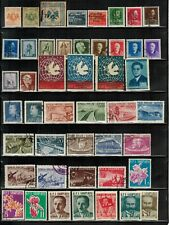 Lot of Albania Old Stamps MH/Used