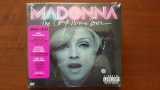Madonna The Confessions Tour CD + DVD US 44489-2 SEALED Rebel Heart Tour