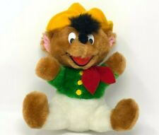 Vintage Speedy Gonzales 1989 Warner Bros Plush Doll