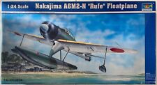 Trumpeter Nakajima A6M2-N Rufe Floatplane 1/24 FS NEW Model Kit 'Sullys Hobbies'