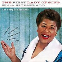 Ella Fitzgerald - The First Lady of Song (The Complete Sessions) [CD]