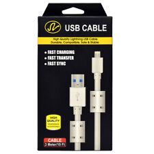 ORIGINAL 10 feet 3M iPad Pro MINI AIR 3 4 LIGHTNING USB FAST Charging LONG Cable
