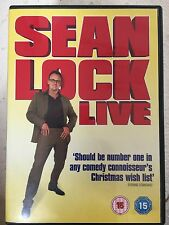 Sean Lock Live ~ 2008 Hilarious Comedy Concert | UK DVD