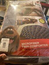 The Secret Life Of Pets Microfiber Twin Comforter Set