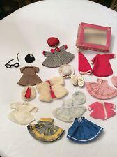 Vintage Vogue Ginny/Cosmopolitan Doll Clothes & Accessories