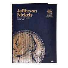 Whitman Coin Folder 9009 Jefferson Nickel #1 1938-1961