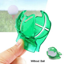 Hot Golf Ball Line Clip Liner Marker Pen Template Alignment Marks Putting Aids