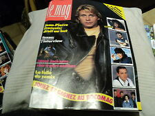 """REVUE """"LE MAG (journal des hits) N°10 - 1990"""" Jean-Pierre FRANCOIS Janet JACKSON"""