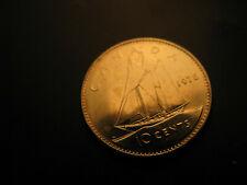 Canada 1973 10 Cent Coin IDJ.