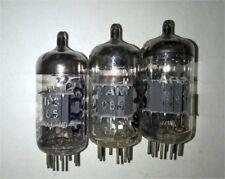 3 lampes tubes type PCC85 = 9AQ8 d'occasions testées