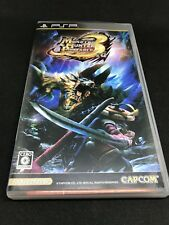 Monster Hunter 3rd Portable or PSP Japanese Only Import  *USA Seller*