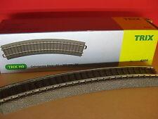 Trix # 62130 vía curvadas r360 mm 30 grados 6 trozo de nuevo precio especial