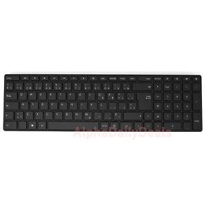 Microsoft Designer Bluetooth Wireless Desktop Keyboard Surface FRENCH NO MOUSE