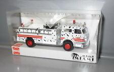 Busch H0 46028 US Feuerwehr LaFrance Pumper Pumpwagen  Miami  Firehouse _ H5133