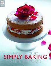 National Trust Simply Baking (National Trust Food) Sybil Kapoor Book