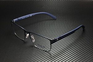 RALPH LAUREN POLO PH1175 9119 Matte Navy Blue Demo Lens 56 mm Men's Eyeglasses