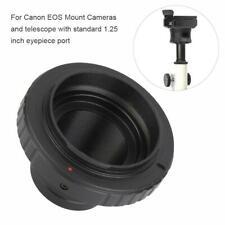 Aluminium Alloy T2-EOS 1.25inch Telescope to For Canon EOS Camera Adapter Ring