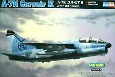 Hobbyboss 1:48 A-7K Corsair II Aircraft Model Kit