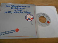"""7"""" Werbe De Beukelaer : 25 Jahre im Rhythmus des Erfolges (12 Song/Snipp) ARIOLA"""