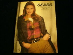 Vintage Sears Catalog 1992 - 1993 Fall Winter Roebuck Annual 1640 Pages M6