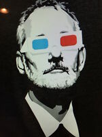 the Chive *Authentic* BFM 3D Men T-Shirt M L KCCO Bill F'in Murray