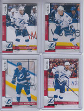 17/18 OPC Tampa Bay Lightning Nikita Kucherov Red Wrapper Redemption card #37