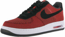 NIKE AIR FORCE 1 ELITE SNEAKERS SHOES TEXTILE KNIT AF1 725144 MEN'S SIZE 8