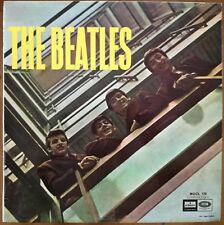 THE BEATLES -PLEASE PLEASE ME -LP SPANISH MONO VERSION 60'S DOUBLE REFERENCE