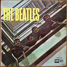 THE BEATLES -PLEASE PLEASE ME -LP SPANISH MONO VERSION 60'S DOUBLE REFERENCE