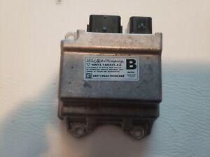 09-11 Ford Crown Victoria SRS Control Module Air Bag Computer 9W73-14B321-AA