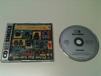 Communards - YOU ARE MY WORLD - Maxi CD Single © 1987