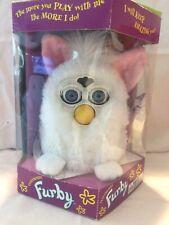 Tiger Electronics White Furby 1998