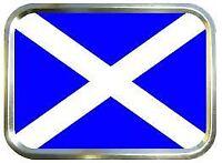 2 x New Tobacco Storage Tin With Scotland Flag 1 oz  TST1