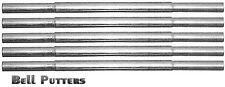 Five (5) Steel Shaft Extender/Extension Iron-Wood-Putter for 10 .580 Golf Shafts