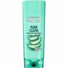 Garnier Fructis Pure Clean Fortifying Conditioner w/Aloe Extract 12 OZ - 2 pk