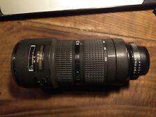 Nikon 80-200mm f/2.8 AF-D NIKKOR ED ZOOM LENS