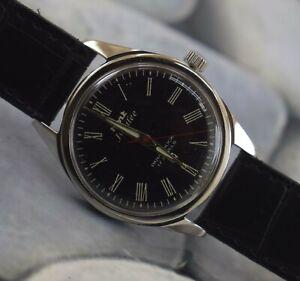 Vintage HMT Jubilee 17Jewels Winding Working Wrist Watch For Men's Wear B-1803