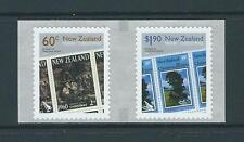 NEW ZEALAND 2010 CHRISTMAS SELF ADHESIVE COIL SET OF 2 UNMOUNTED MINT, MNH