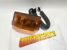 2003-2009 HUMMER H2 PASSENGER FRONT YELLOW ROOF MARKER LIGHT LAMP NEW  15060524