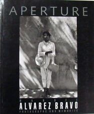APERTURE - MANUEL ALVARES BRAVO - PHOTOGRAPHS AND MEMORIES